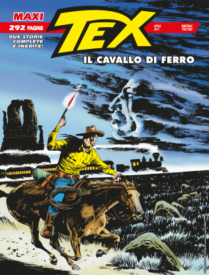 Maxi Tex n°24 cover