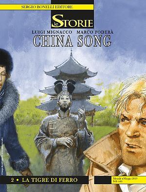 China Song 2 - La Tigre di Ferro - Le Storie 80 cover