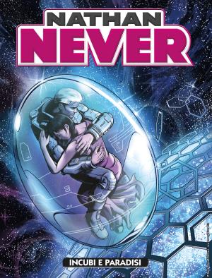 Incubi e paradisi - Nathan Never 336 cover
