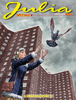 Il caso delle tre X - Speciale Julia 05 cover