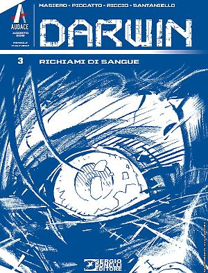 Richiami di sangue - Darwin 03 cover