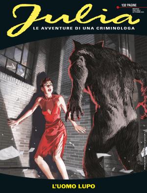 L'Uomo Lupo - Julia 252 cover
