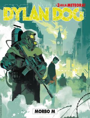 Morbo M - Dylan Dog 397 cover