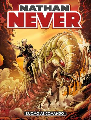 L'uomo al comando - Nathan Never 342 cover