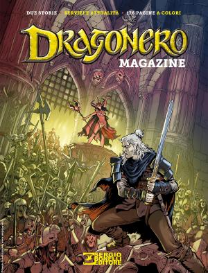 Dragonero Magazine 2019 cover