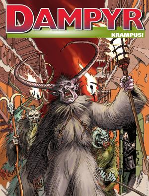 Krampus! - Dampyr 237 cover