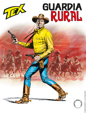 Guardia rural - Tex 717 cover