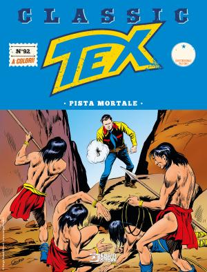 Pista mortale - Tex Classic 92 cover