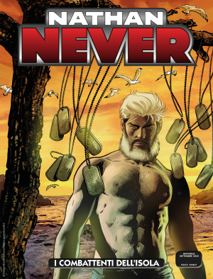 I combattenti dell'Isola - Nathan Never 352 cover