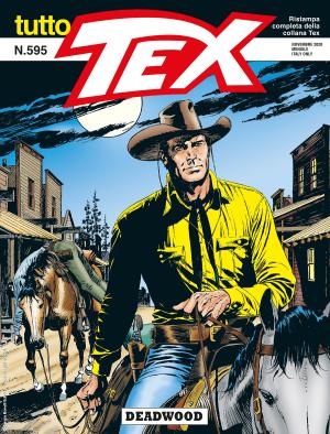 Deadwood - Tutto Tex 595 cover