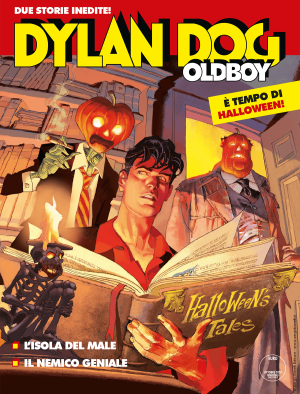 Dylan Dog Oldboy 3 cover