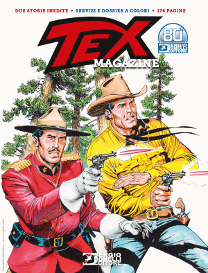 Tex Magazine 2021 cover