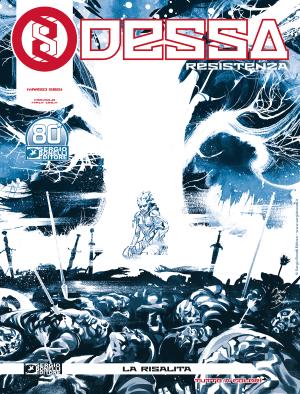 La risalita - Odessa Resistenza 04 cover