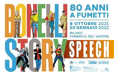 La presentazione di Bonelli Story!