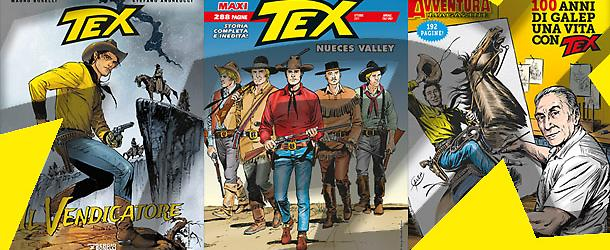 Alle radici di Tex