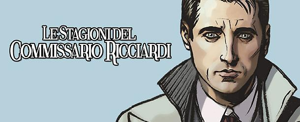 Benvenuto, Commissario Ricciardi!