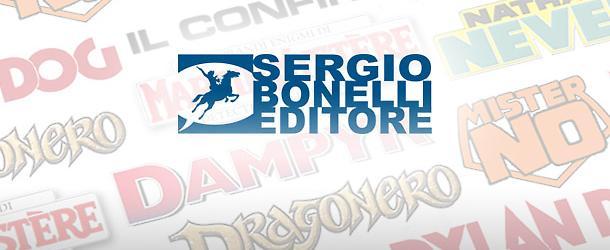 The birth of Bonelli Entertainment