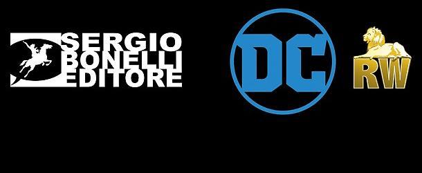 Sergio Bonelli Editore and DC with RW Edizioni announce a Ground-Breaking Partnership.