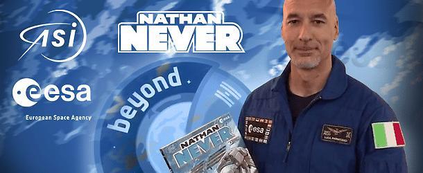 Nathan Never goes Beyond!