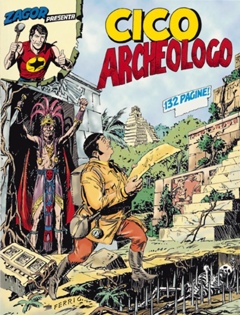 Cico archeologo - Sergio Bonelli